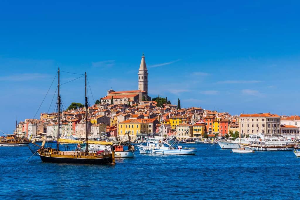 Istria Yacht Vacation Port | Sebastus Sailing