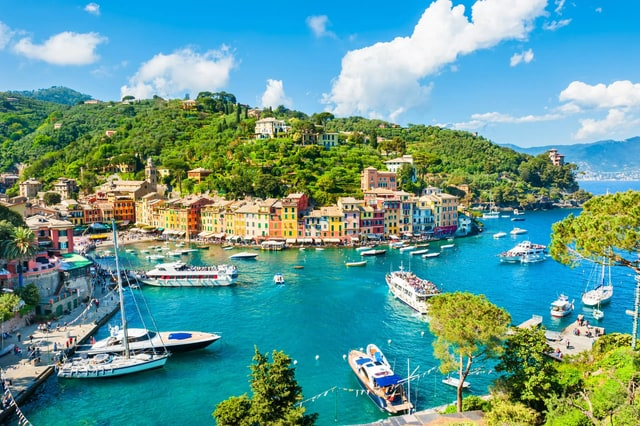 Italy Yacht Vacation Port | Sebastus Sailing