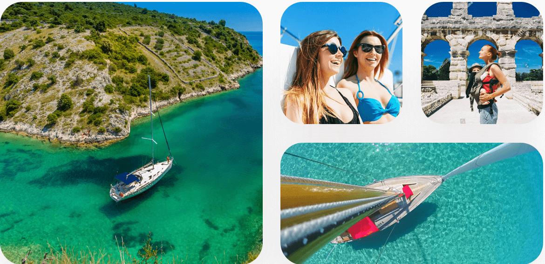 Croatia Sailing | Yacht Charter Croatia | Family Sailing Holidays - Sabastus Sailing
