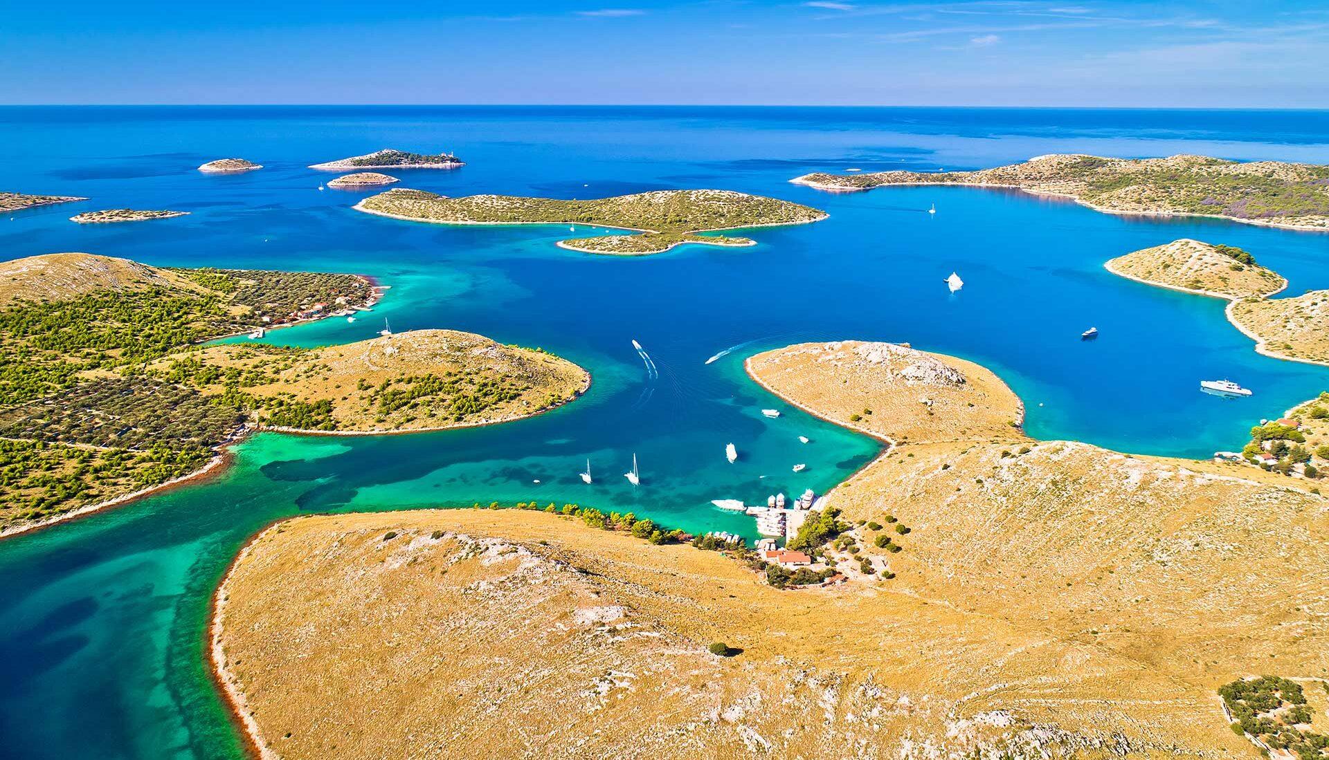 Zadar Holiday Sailing | Family Sailing Holidays | Yacht Charter Croatia | Sabastus Sailing