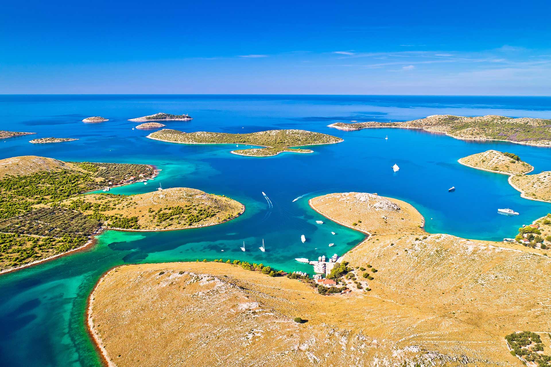 Zadar Holiday Sailing   Family Sailing Holidays   Yacht Charter Croatia   Sabastus Sailing