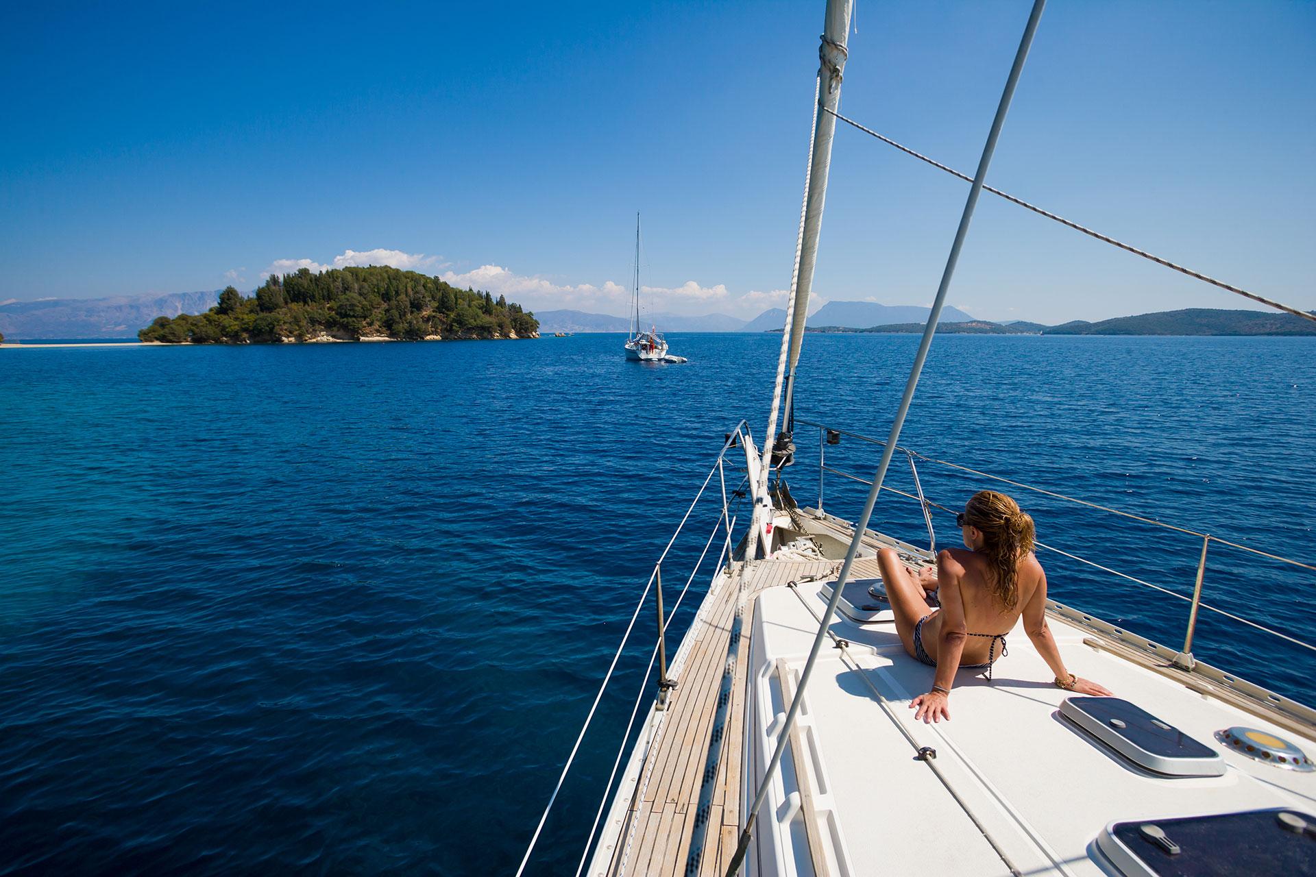 Bareboat Charte