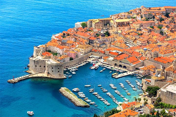 Dubrovnik Route | Family Sailing Holidays | Yacht Charter Croatia | Sabastus Sailing