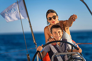 Family Sailing Holidays | Yacht Charter Croatia | Sabastus Sailing
