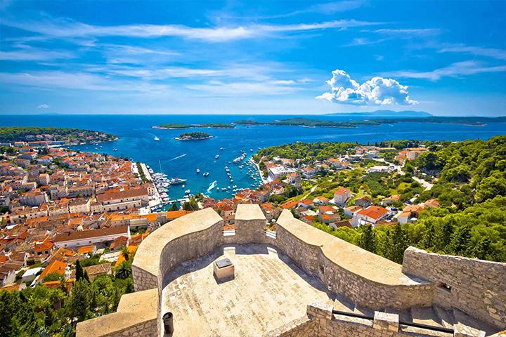 Hvar Sailing | Family Sailing Holidays | Yacht Charter Croatia | Sabastus Sailing