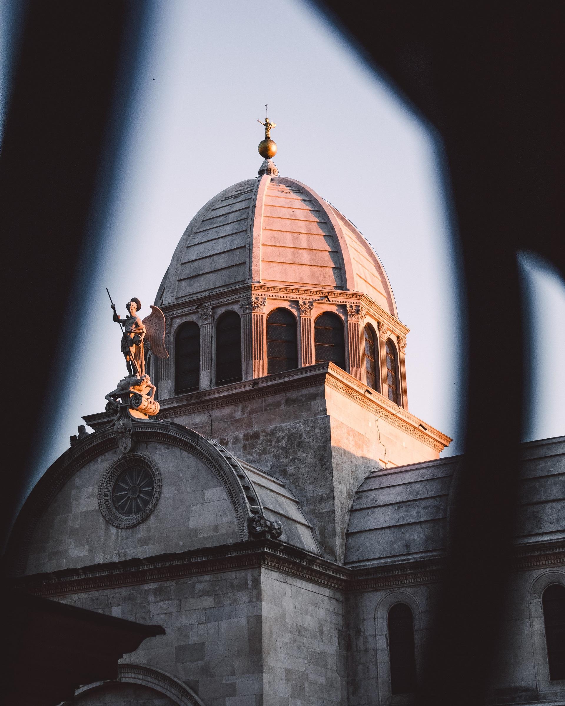 Sebastus, Sibenik, Šibenik, UNESCO, Cathedral of St. James,