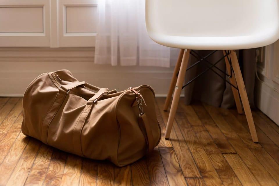 Gepäck für den perfekten Segeltörn