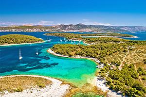 Split to Dubrovnik Sailing Route | Family Sailing Holidays | Yacht Charter Croatia | Sabastus Sailing
