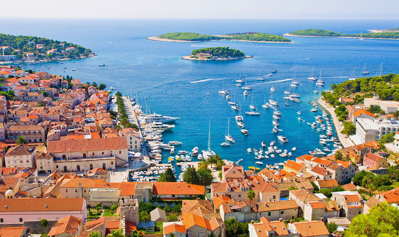 Split Sailing Route | Family Sailing Holidays | Yacht Charter Croatia | Sabastus Sailing