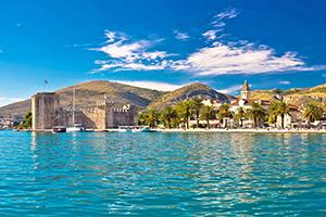 Trogir Route | Family Sailing Holidays | Yacht Charter Croatia | Sabastus Sailing