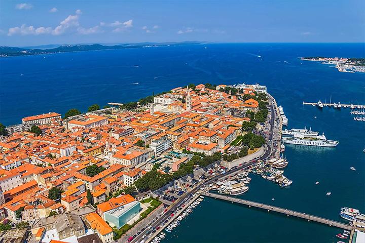 Zadar Sailing Route | Family Sailing Holidays | Yacht Charter Croatia | Sabastus Sailing