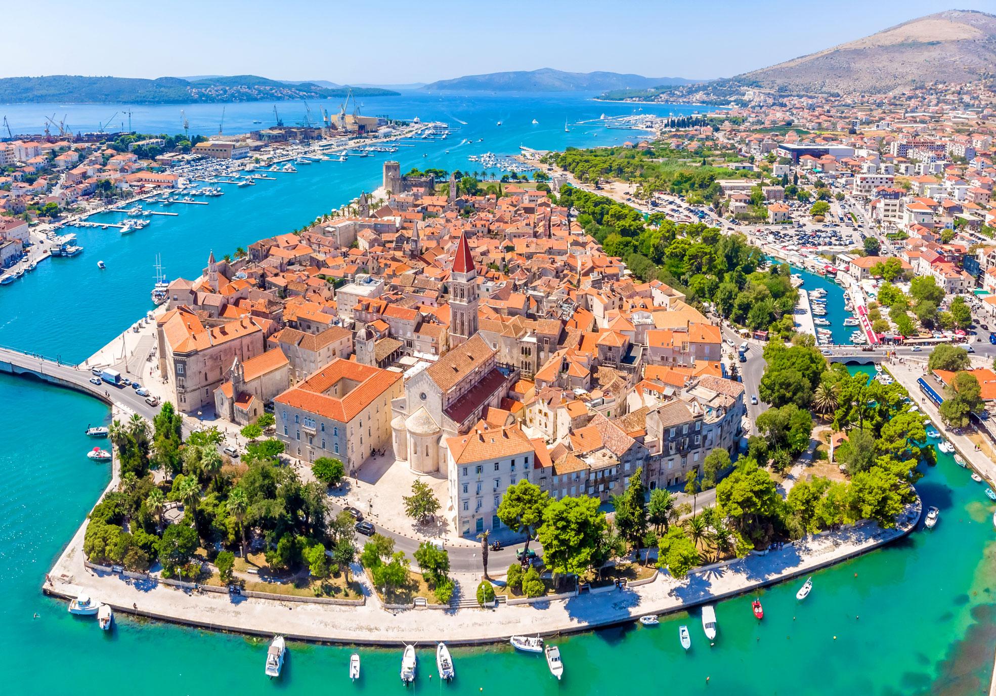 Sebastus, Trogir, sailing, vacation, travel guide, holidays