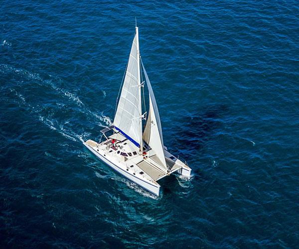 Catamaran | Sebastus Sailing