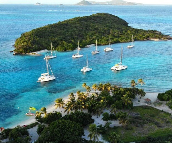Caribbean Sailing Plan | Sebastus Sailing