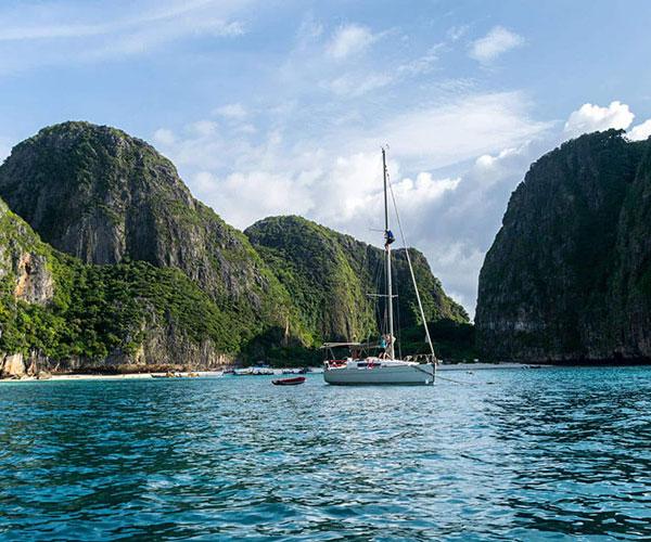 Thailand Sailing Plan | Sebastus Sailing