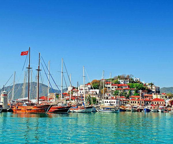 Turkey Sailing Plan | Sebastus Sailing